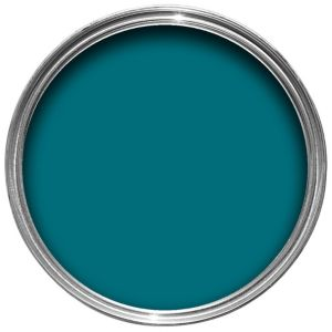 Dulux made by me interior exterior totally teal gloss paint 250ml departments diy at b q - Wickes exterior gloss paint set ...