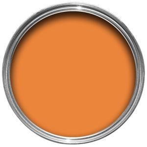 View Dulux Endurance Tangerine Twist Matt Emulsion Paint 2.5L details