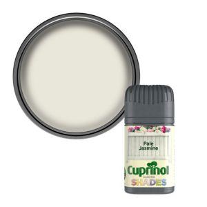 Photo of Cuprinol garden shades pale jasmine matt wood paint 0.05l