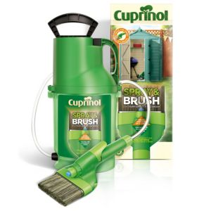 View Cuprinol 2 In 1 Pump Sprayer & Brush details
