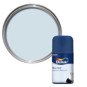 Dulux Standard Blue Opal Matt Paint Tester Pot 50ml Tester Pot