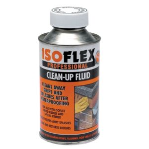View Isoflex Liquid Rubber Roof Sealant Clean-Up Fluid 500ml details