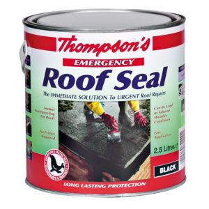 View Thompson's Emergency Black Roof Sealant 2.5L details