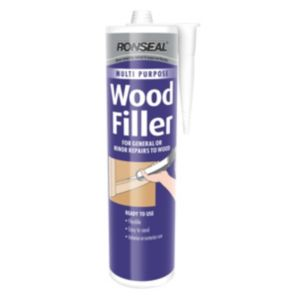 View Ronseal Multi Purpose White Wood Filler 310ml details