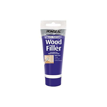 Ronseal Dark Wood Filler 100g Departments Diy At B Amp Q