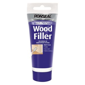 View Ronseal Multi Purpose White Wood Filler 100G details