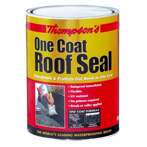 View Thompson's Roof Seal Black Roof Sealant 5L details