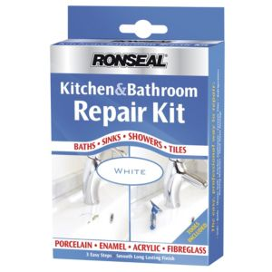 View Ronseal White Repair Kit 60 G details