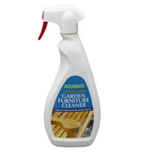 View Ronseal Hardwood Garden Furniture Cleaner details