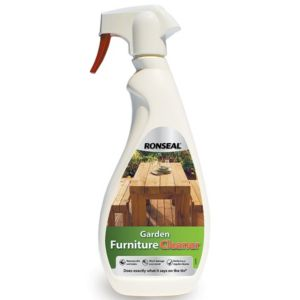 Ronseal Garden Furniture Cleaner Garden Furniture Cleaner  750 ml