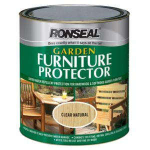 View Ronseal Garden Furniture Protector 750ml Tin details