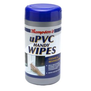 Image of Thompson's uPVC Handy Wipes Pack of 36