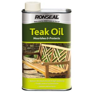 View Ronseal Teak Timber Preservative 1L details