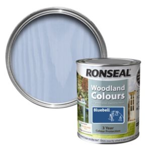 View Ronseal Woodland Colours Bluebell Woodstain 2.5L details
