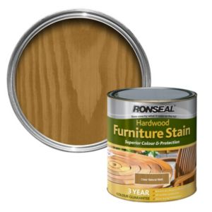 View Ronseal Hardwood Garden Furniture Stain 750ml details