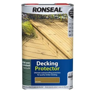 View Ronseal Decking Protector 5L details