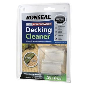View Ronseal Decking Cleaner 20ml details