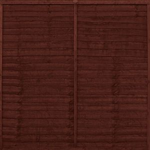 View Ronseal Fence Life Red Cedar Matt Shed & Fence Stain with Preserver 9L details