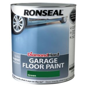 View Ronseal Diamond Hard Green Satin Garage Floor Paint 5L details