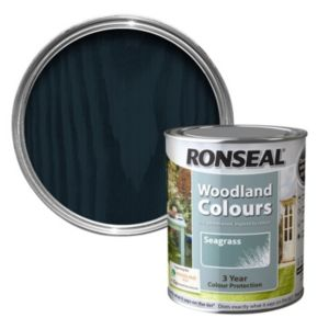 View Ronseal Woodland Colours Seagrass Woodstain 2.5L details