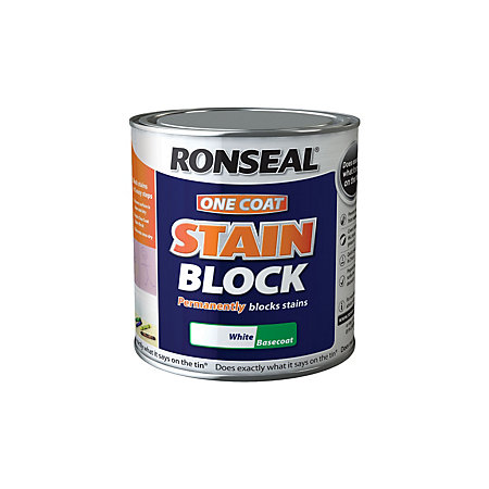 B And Q Stain Block Paint