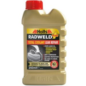 Image of Holts Radweld Plus Radiator Repair 250 ml