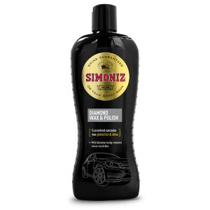 Image of Simoniz Diamond Wash & wax Bottle