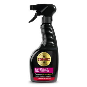 Image of Simoniz Back to Black Trim cleaner 500ml