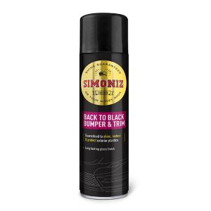 Image of Simoniz Bumper & Trim cleaner 500ml