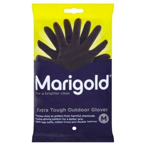 Image of Marigold Latex Outdoor Gloves Medium
