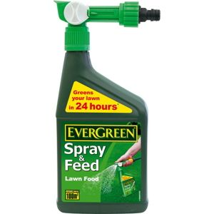 Image of MIRACLE-GRO LAWN SPRAY AND FEED 1L