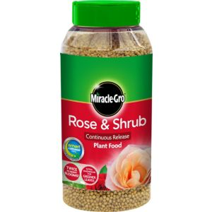 Image of MIRACLE-GRO SLOW RELEASE ROSE PF 1KG