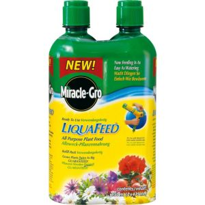 View Miracle Gro Liquafeed Liquid Concentrate Universal Plant Feed 950ml, Pack of 2 details