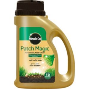 Image of Miracle Gro Patch Magic Lawn feed 0.75kg