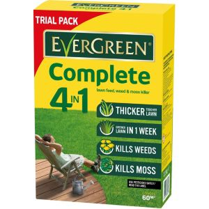 Image of Evergreen Complete 4 In 1 Lawn Feed 2.21kg