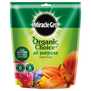 View Miracle Gro Organic Choice All Purpose Plant Food 1.5kg details