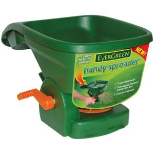 View Evergreen Cut & Feed Lawn Spreader details