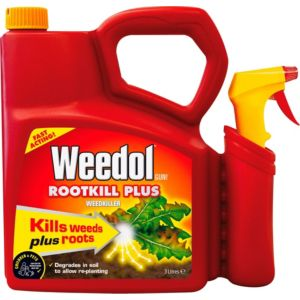 View Weedol Rootkill Plus Ready To Use Weed Killer 3L details