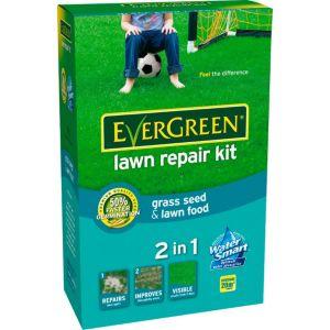View Evergreen ® 2 In 1 Lawn Repair Kit 1kg details