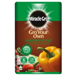 Image of Miracle Gro Fruit & Vegetable Compost 50L