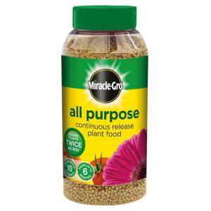 View Miracle Gro All Purpose Continuous Release Plant Food 1kg details