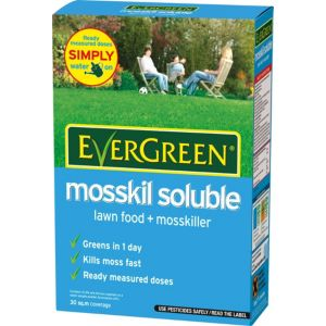 View Evergreen ® Mosskil Soluble Lawn Feed & Moss Killer 800G details