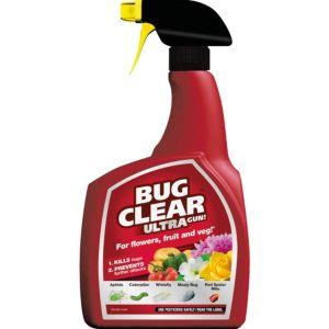 Image of Bugclear Ultra Liquid Pest Control 1L
