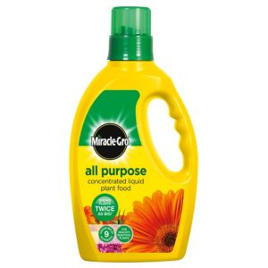 Image of Miracle Gro All purpose Concentrated Liquid plant food 1L