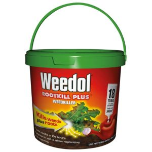 View Weedol Rootkill Plus Concentrate Weed Killer 900G, Pack of 18 details