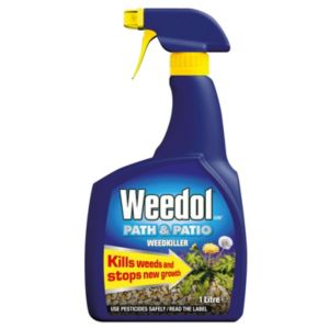 View Weedol Path & Patio Ready To Use Weed Killer 1L details