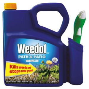 View Weedol Path & Patio Ready To Use Weed Killer 3L details