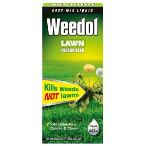 View Weedol Lawn Concentrate Weed Killer 1L details