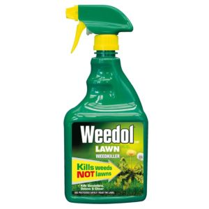Image of Weedol Lawn Ready to Use Weed Killer 800ml