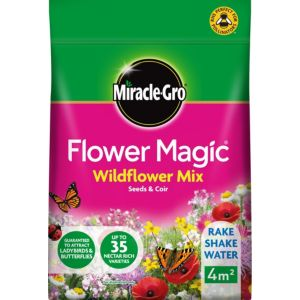 Image of Miracle Gro Flower Magic Wildflower Mix 782G